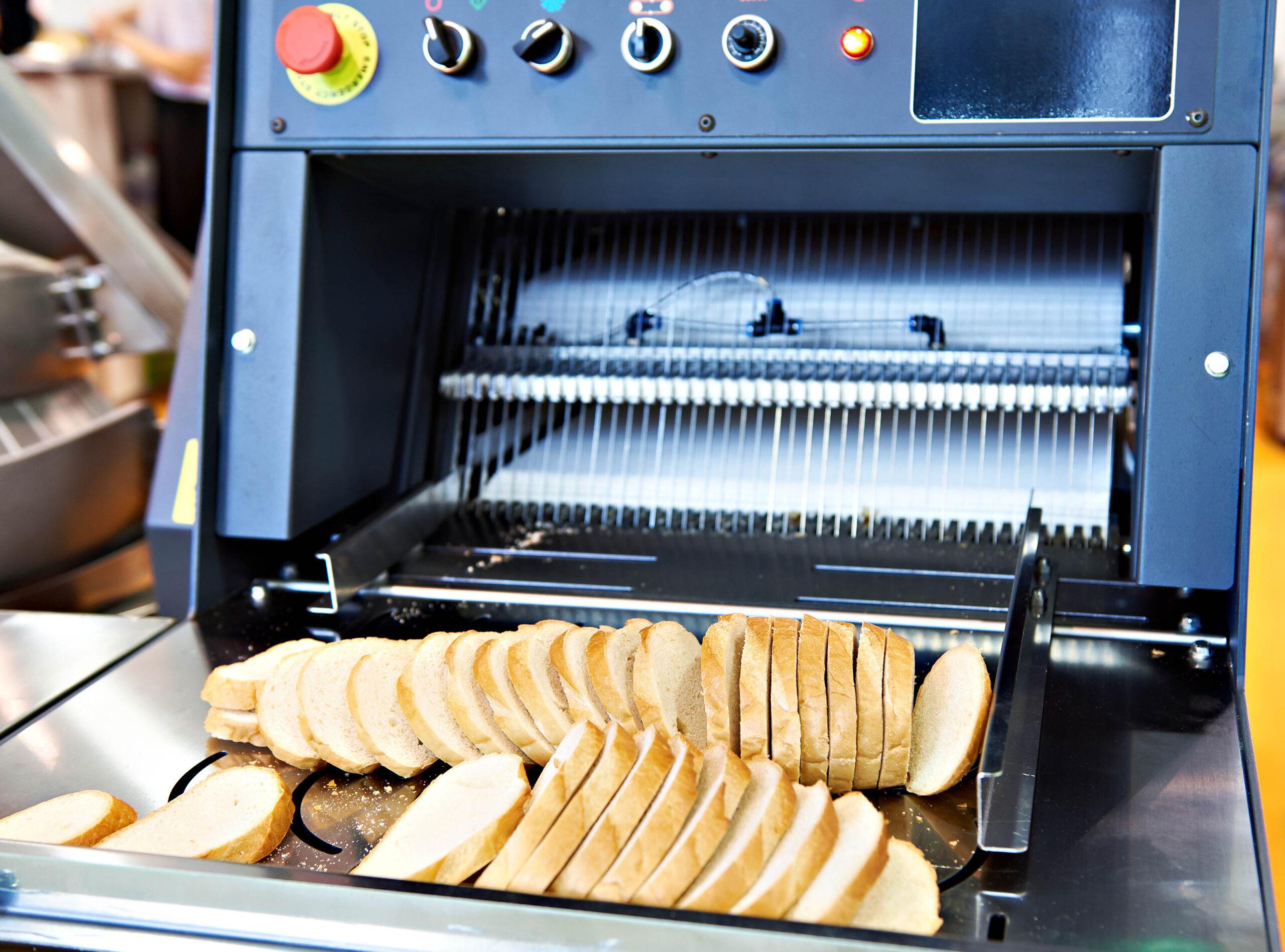 Creeds Bakery Slicer