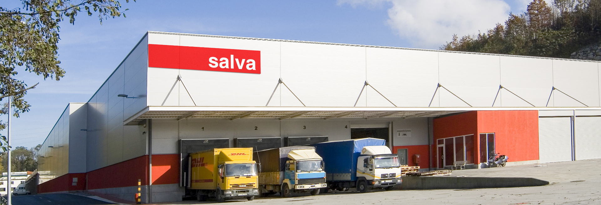 Salva Brand Image